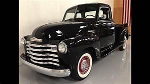 1950 Chevy Pickup Truck  Fat Fender  Five Window