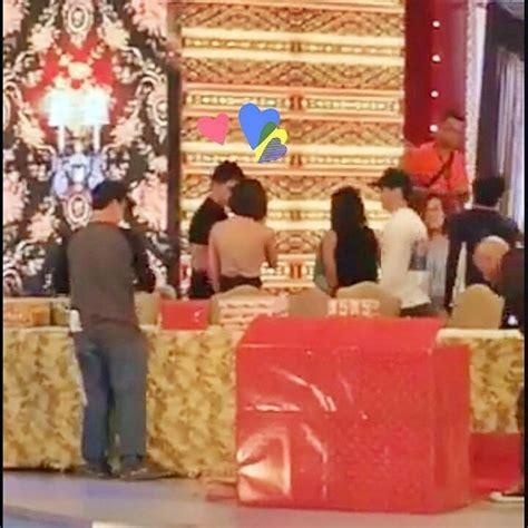 julie anne san jose and alden richards latest news alden richards spotted hugging this kapuso actress