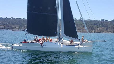 San Diego Boat Tours by Boat Rides San Diego Cat Sailing Sailfuncat