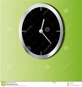 Horloge Moderne Murale : horloge murale moderne stylis e image libre de droits image 27968986 ~ Teatrodelosmanantiales.com Idées de Décoration