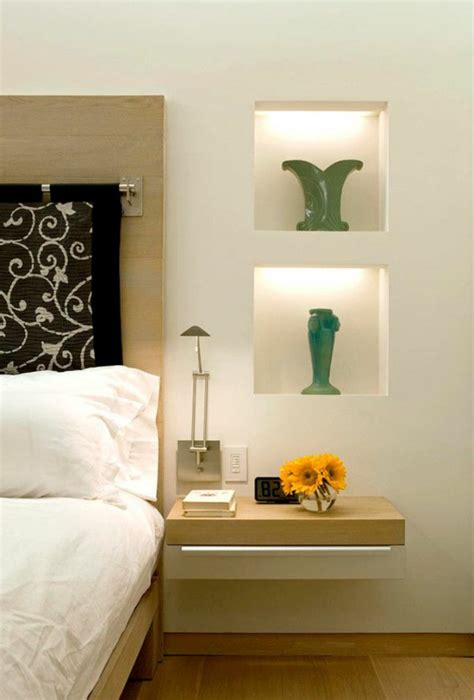 table de chambre chambre de nuit en bois moderne chaios com