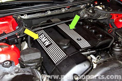 Bmw E46 Engine Cover Removal  Bmw 325i (20012005), Bmw