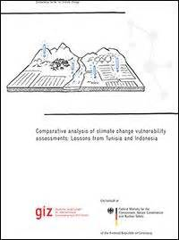 comparative analysis of climate change vulnerability