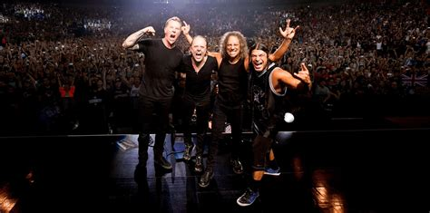 Metallica set to rock the Spokane Arena Dec. 12 | Bloglander