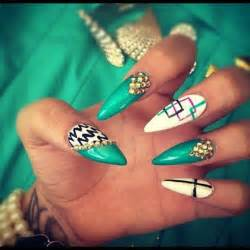 Top attractive cute ideas for acrylic nail art designs photos