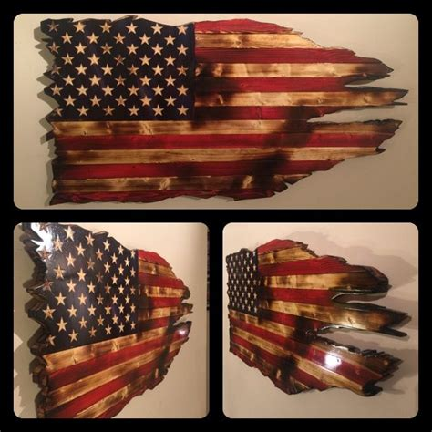 wwwgruntflagscom  war torn flag custom