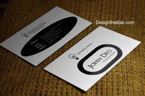 Black And White Free Business Card Template Psd How To Edit Business Card Info In Photoshop Japanese Size Professional Images Visiting Cs6 Multiple Indesign Apec Travel Information Create Models