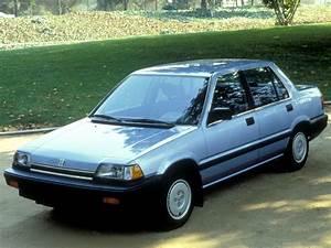 Honda Civic Sedan  1985