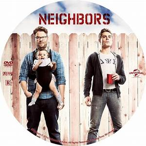Neighbors - Custom DVD Labels - Neighbors DVD :: DVD Covers