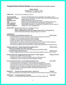 reports experience resume 2695 best images about resume sle template and format