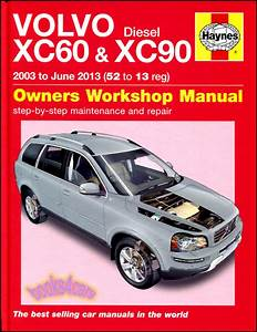 Volvo Xc90 Manuals At Books4cars Com