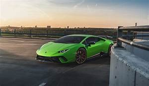 2020, Lamborghini, Huracan, Performante, 4k