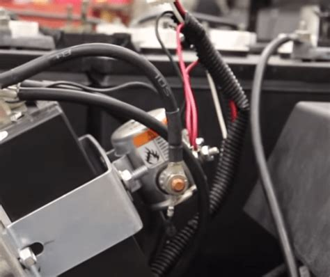 Your Golf Cart Solenoid What Does