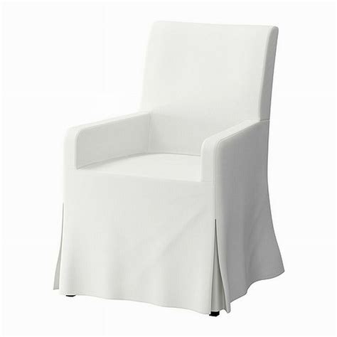 ikea slipcovers ikea henriksdal chair w armrests slipcover cover skirted