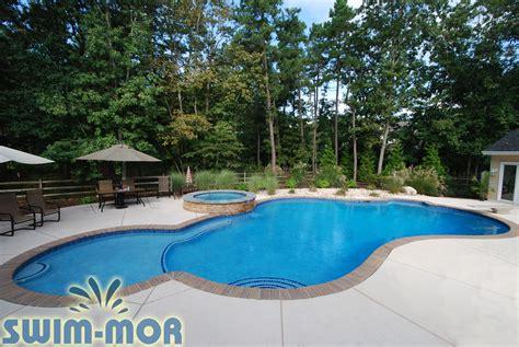 Pool Design by Free Form Pool Designs Swim Mor Pools And Spas