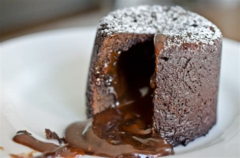 chocolate lava cake  salted caramel  endless meal