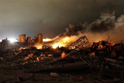 texas explosion highlights dangers  anhydrous ammonia