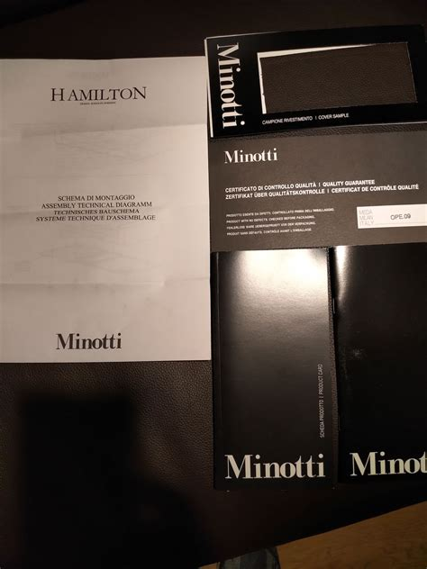 Divani Minotti by Hamilton Divano Minotti Deesup