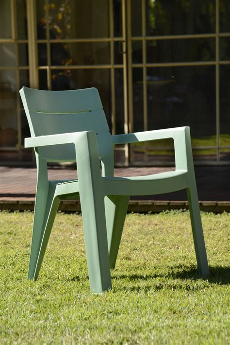 chaise allibert awesome salon de jardin vert allibert contemporary