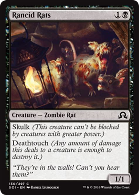 rancid rats from shadows over innistrad spoiler