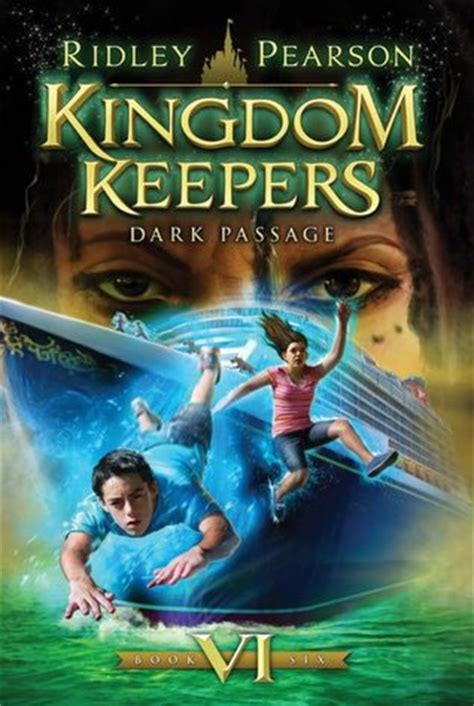 Dark Passage (kingdom Keepers, #6) By Ridley Pearson