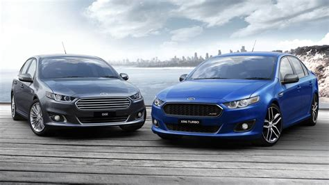2018 Ford Falcon Lineup Confirmed 270kw For Xr6 Turbo
