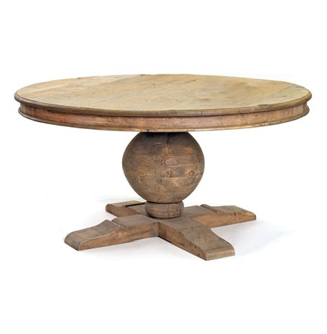 rustic outdoor dining table antique old and vintage round outdoor pedestal dining