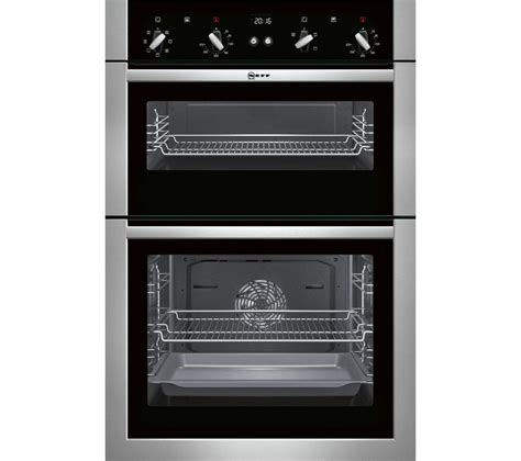 neff kitchen accessories buy neff u14m42n5gb electric oven stainless steel 1062