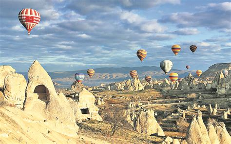 Where to visit in Turkey in November  Daily Sabah