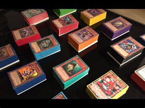 My Yugioh Deck Collection Ii A Kiratwig2 Special Youtube