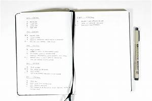 Thorough Guide To The Bullet Journal System  U2014 Tiny Ray Of