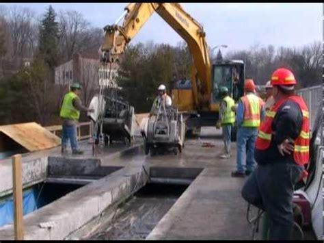concrete cutter bridge deck removal concrete cutting for demolition