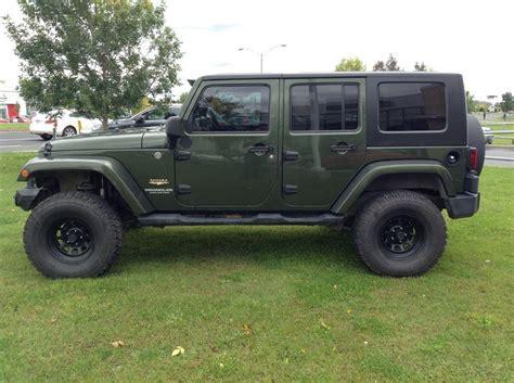 dark green jeep dark green jeep jk pictures to pin on pinterest pinsdaddy