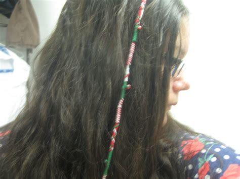 hair wrap 183 how to make a hair accessory