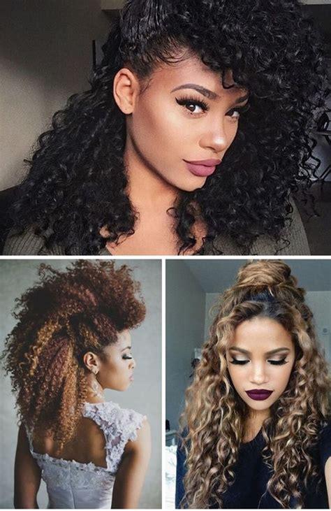 leh blogg penteados  cabelos cacheados volumosos