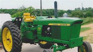 1966 John Deere 2510 Power Shift