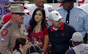 Tom Herman's wife responds to OU coach with tweet | Larry ...