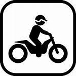Riding Icon Motorbike Icons