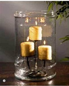 large textured glass cylinder style pillar candle holder With kitchen colors with white cabinets with cut glass hurricane candle holders