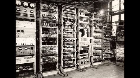 The First Computer In The World , Eniac