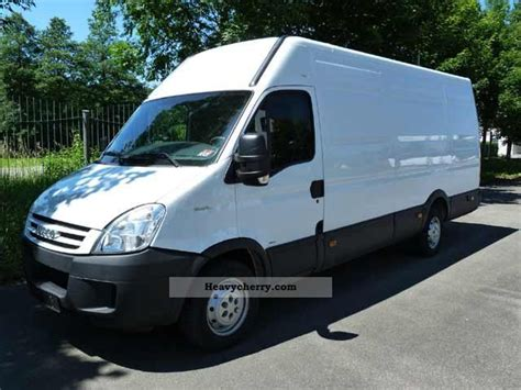 Iveco Daily 35s12 High + Long