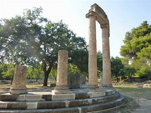 ancient olympia or maybe not