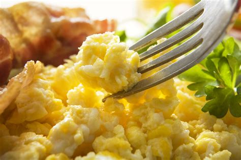 scramble cuisine at last powdered eggs you can actually eat
