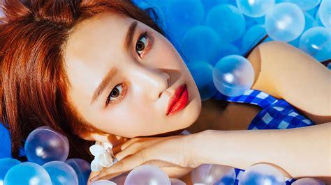 Joy (Park Soo-young) 4K 8K HD Wallpaper