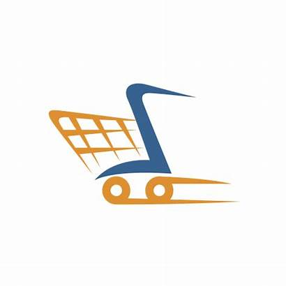 Ecommerce Shopping Wheels Graphicsprings Logos