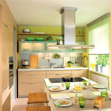 green paint  kitchen accessories small kitchen