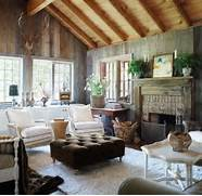 Rustic Cabin Living Room Ideas by Rustic Cottage Style Living Room Ideas With Vaulted Wooden Ceiling Living Roo