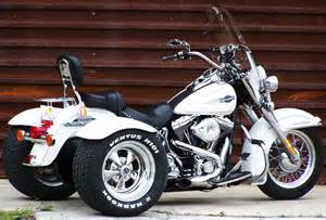 Harley Motorcycle Trike Conversion Kits