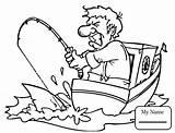 Fishing Coloring Boat Tugboat Lure Bass Fisher Mad Getdrawings Getcolorings Lake Printable Cartoon Fisherman Rowboat Colorin Boys Colorings sketch template
