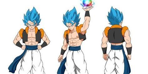 Dragon Ball Super Broly Fan Art Imagines Ssb Gogeta And ...